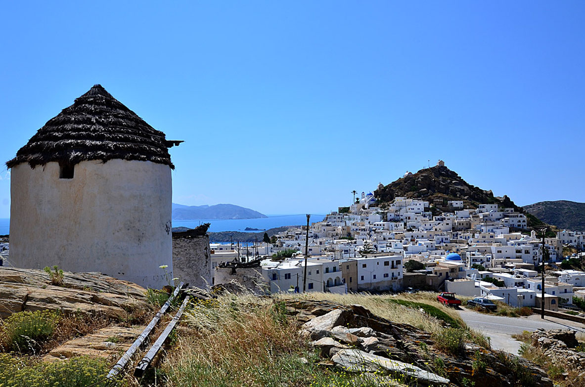 ideal Greek destination