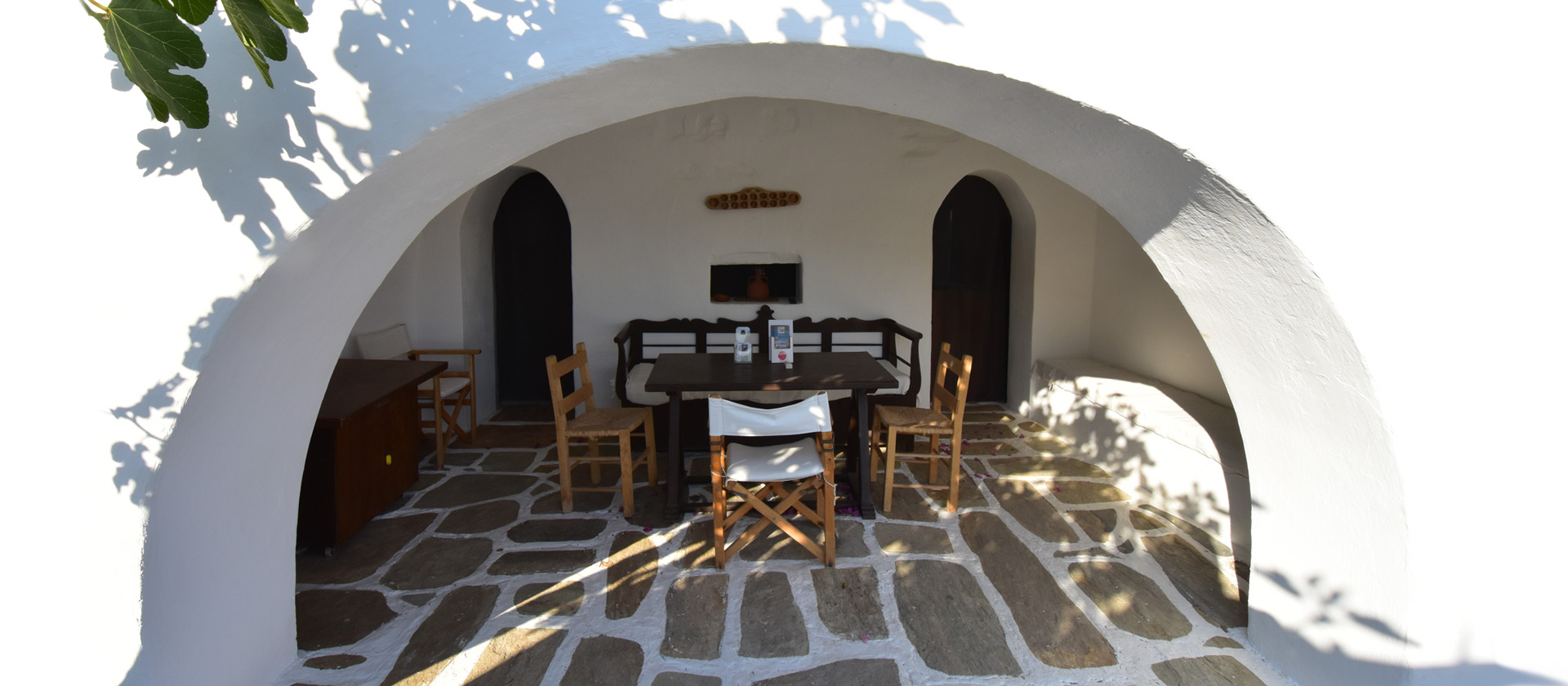 best accommodation ios greece